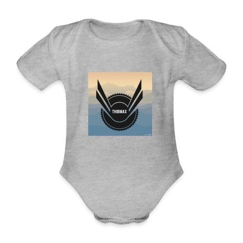 IMG 0750 - Baby bio-rompertje met korte mouwen