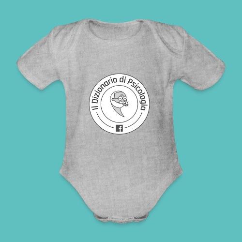 Il Dizionario Di Psicologia - Body ecologico per neonato a manica corta