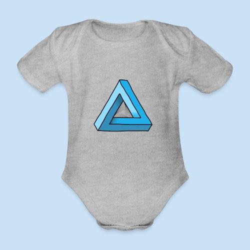 Triangular - Baby Bio-Kurzarm-Body