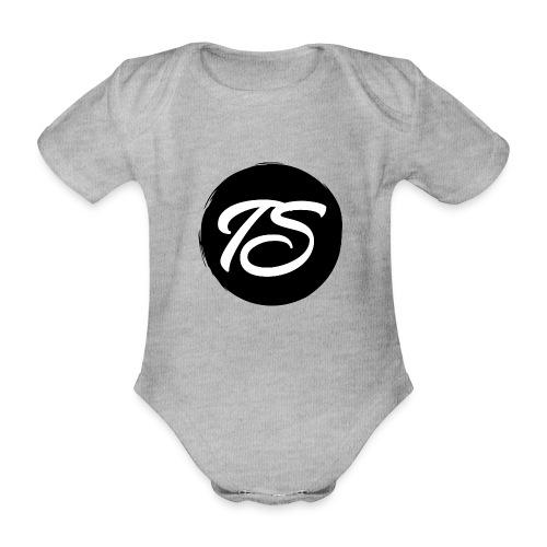 TrachtenShirts - A Trumm Hoamat - Baby Bio-Kurzarm-Body