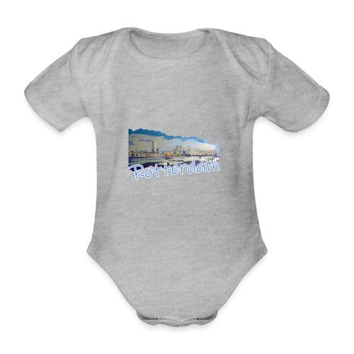 Rotterdam - Baby Bio-Kurzarm-Body