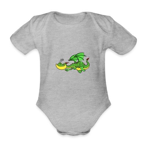 dracarys - Baby Bio-Kurzarm-Body