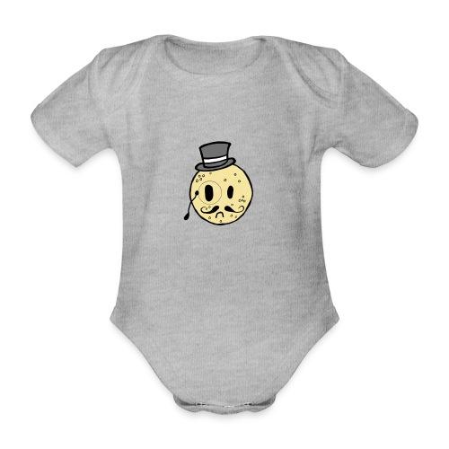 Crumpet Squad Mens T - Organic Short-sleeved Baby Bodysuit