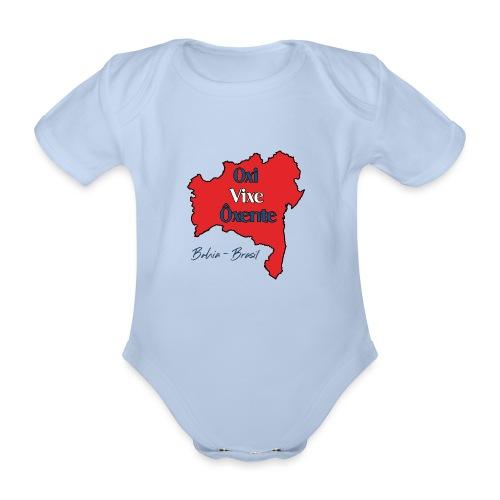 Bahia Brasilien - Oxi, Vixe, Ôxente - Baby Bio-Kurzarm-Body