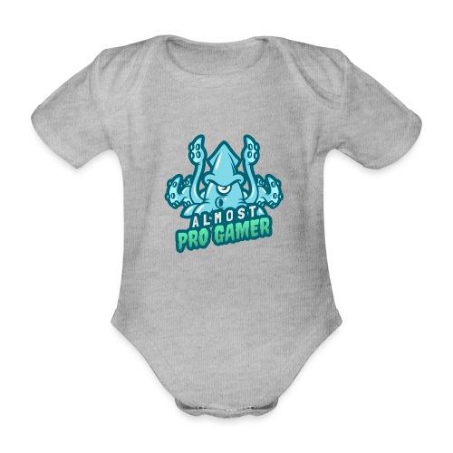 Almost Pro Gamer - Body ecologico per neonato a manica corta