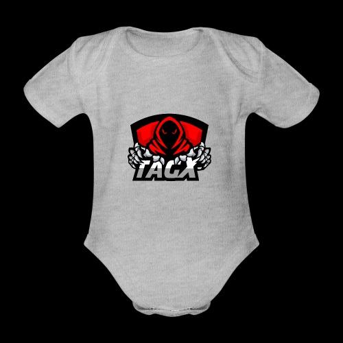 TagX Logo - Vauvan lyhythihainen luomu-body