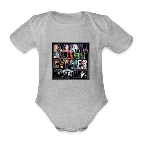 Boba D Official - Baby bio-rompertje met korte mouwen