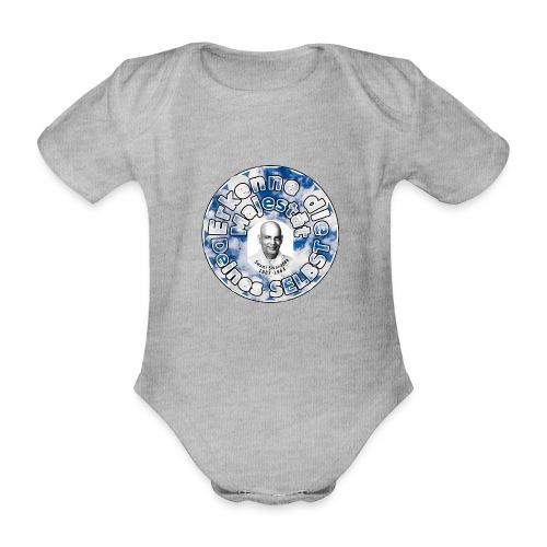 SELBST - Erkenntnis - Baby Bio-Kurzarm-Body