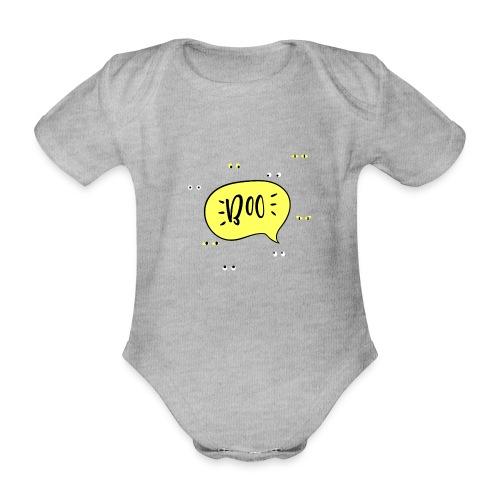 Booo - Baby Bio-Kurzarm-Body