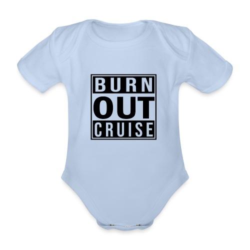 Kreuzfluenzer - Burnout Cruise - Baby Bio-Kurzarm-Body