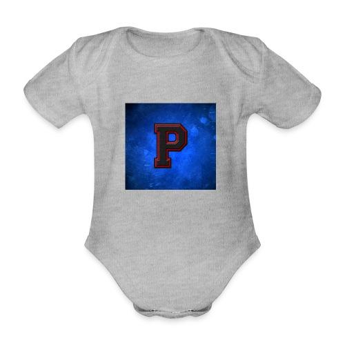 Prospliotv - Organic Short-sleeved Baby Bodysuit