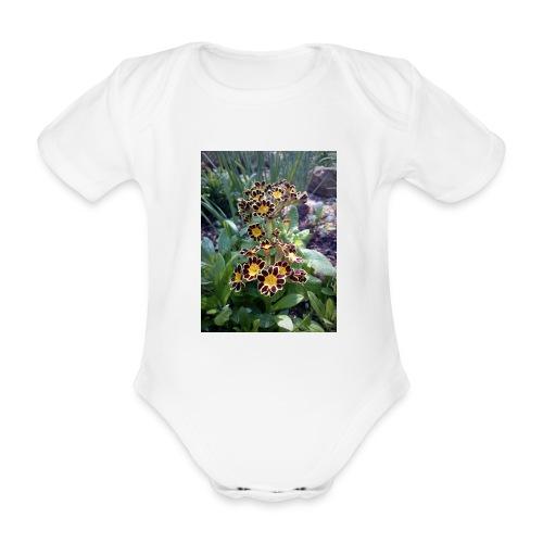 Primel - Baby Bio-Kurzarm-Body