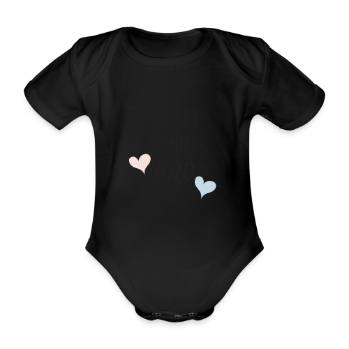Großer Bruder 2020 - Baby Bio-Kurzarm-Body