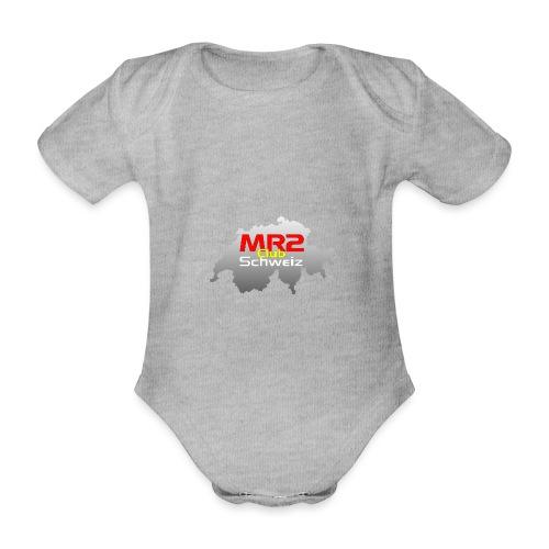 Logo MR2 Club Logo - Baby Bio-Kurzarm-Body
