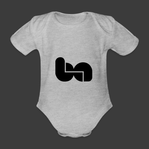 logo berciniauto - Body ecologico per neonato a manica corta