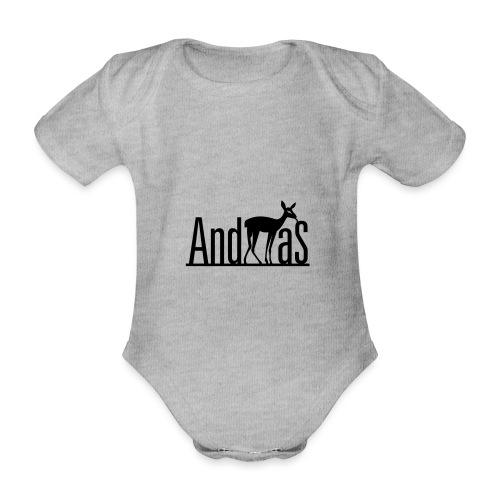 AndREHas - Baby Bio-Kurzarm-Body