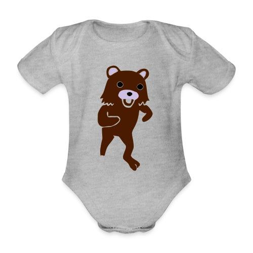 new Idea 15142400 - Ekologiczne body niemowlęce z krótkim rękawem