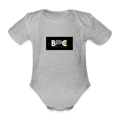 Bilpcoin bpc - Organic Short-sleeved Baby Bodysuit