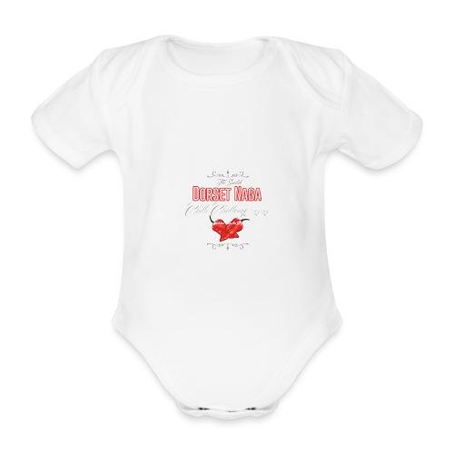 dorset naga tshirt 2020 - Ekologisk kortärmad babybody