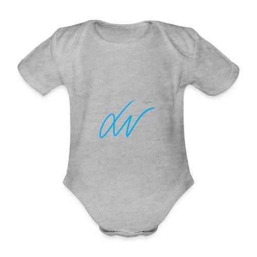 LavoroMeglio - Body ecologico per neonato a manica corta