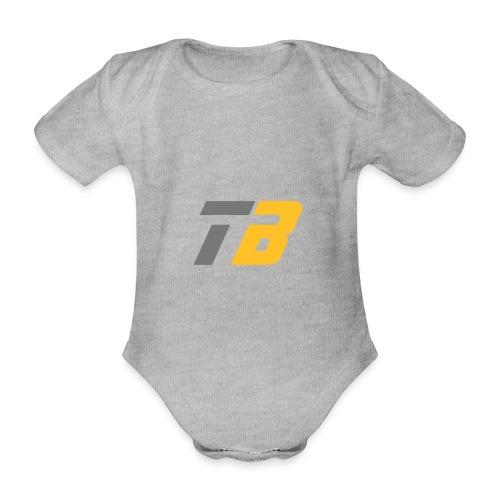 Logo Team Benninghofen - Baby Bio-Kurzarm-Body