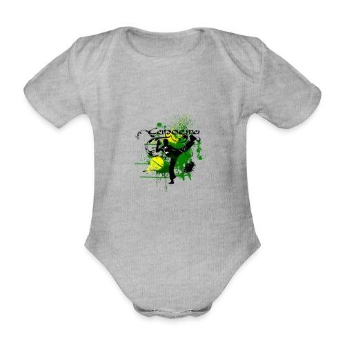 Capoeira Brasil - Organic Short-sleeved Baby Bodysuit