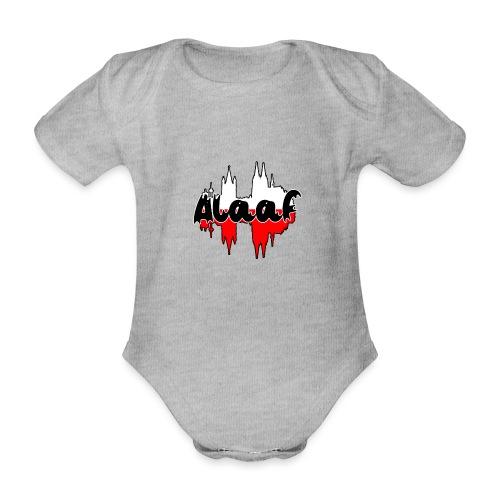 Alaaf - Baby Bio-Kurzarm-Body