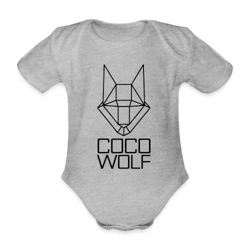 COCO WOLF - Baby Bio-Kurzarm-Body