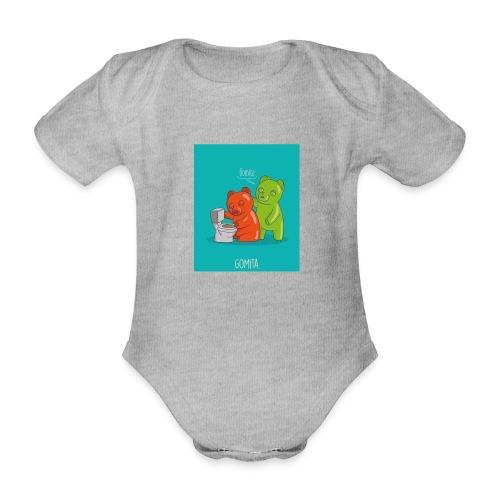 FB IMG 1579428970814 - Body orgánico de manga corta para bebé