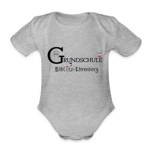 Grundschule Böhlitz-Ehrenberg - Baby Bio-Kurzarm-Body