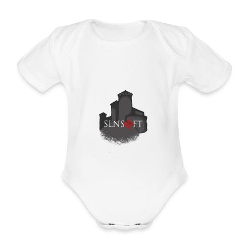 slnsoft - Vauvan lyhythihainen luomu-body