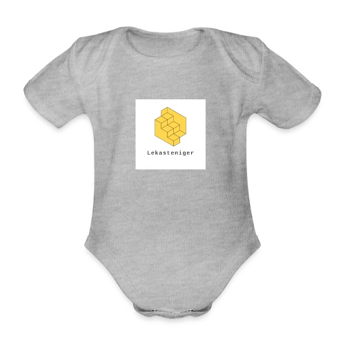 Lekasteniger - Baby Bio-Kurzarm-Body