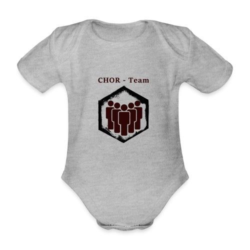 ChorTeam - Baby Bio-Kurzarm-Body