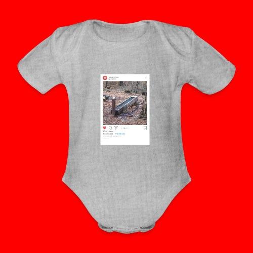 travelsuisse - Chur Fuerstenwald 4 - Baby Bio-Kurzarm-Body