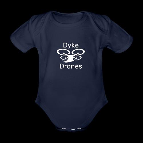 Einseitig bedruckt - Baby Bio-Kurzarm-Body