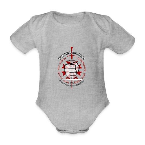 Logo frei PUR mitWa trans - Baby Bio-Kurzarm-Body