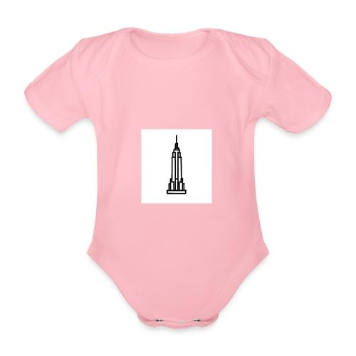 Empire State Building - Body Bébé bio manches courtes