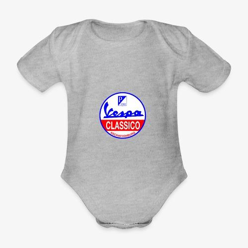 VCA Logo - Baby Bio-Kurzarm-Body