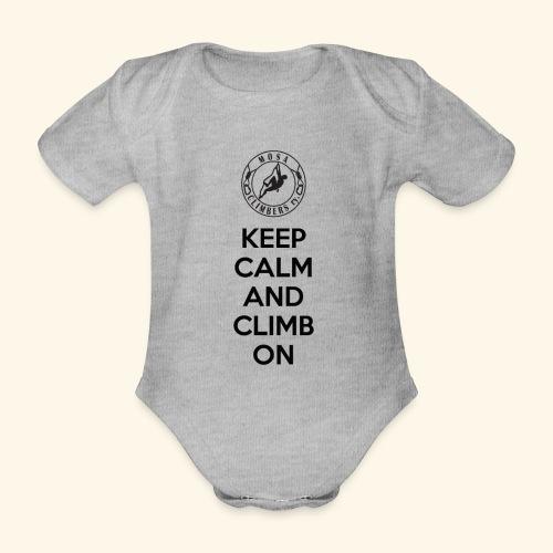 Keep Paita - Vauvan lyhythihainen luomu-body