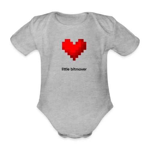 bitmovin kids little bitmover - Baby Bio-Kurzarm-Body
