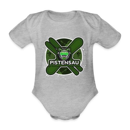 PistenSau NuClear - Baby Bio-Kurzarm-Body