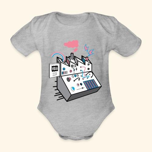 Noise Factory - Vauvan lyhythihainen luomu-body