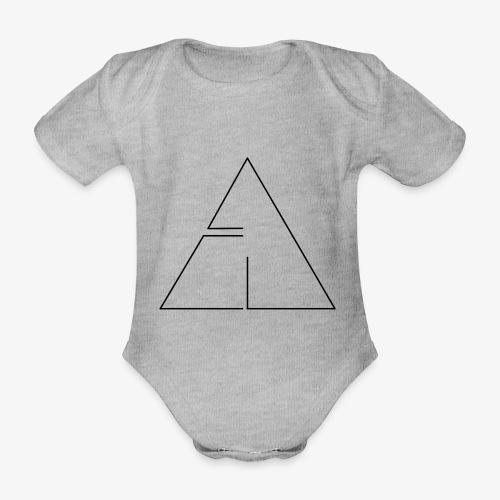 logo cg2 - Body ecologico per neonato a manica corta