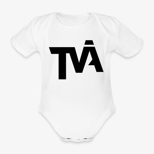 TVÅHUNDRA - Ekologisk kortärmad babybody