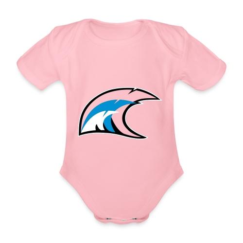 solo logo new - Body ecologico per neonato a manica corta