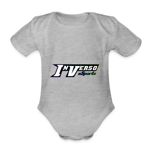 InversoeSpotsOfficial - Body ecologico per neonato a manica corta