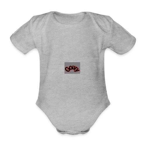 DF7644A4 0BAA 498F A5FF 7FDF8FFFBED2 - Baby bio-rompertje met korte mouwen