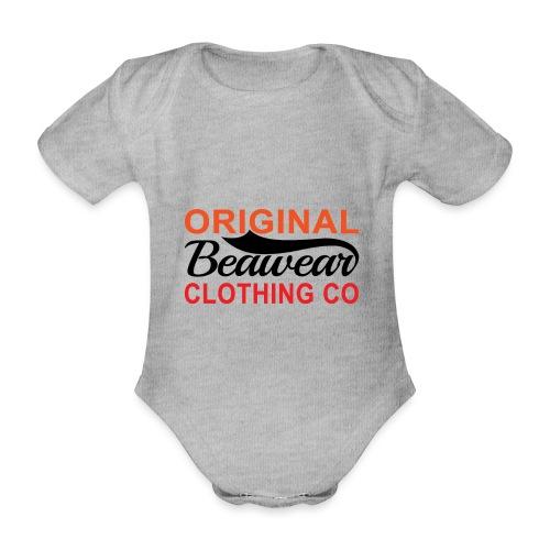 Original Beawear Clothing Co - Organic Short-sleeved Baby Bodysuit