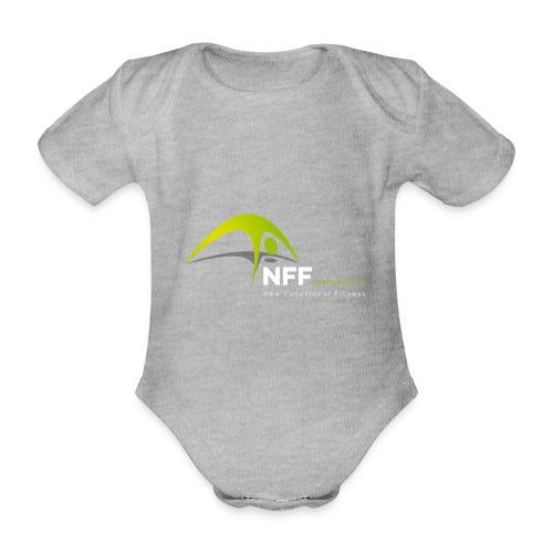 NFF Gymnastics - Baby Bio-Kurzarm-Body