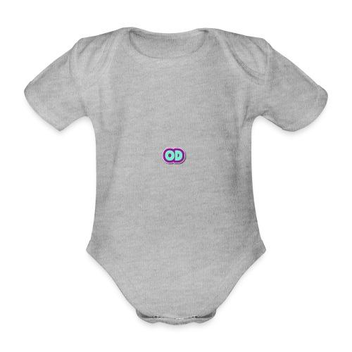 od mallisto - Vauvan lyhythihainen luomu-body